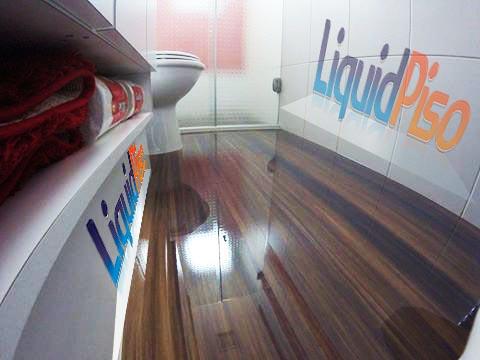 liquidpiso efeito madeira porcelanato liquido
