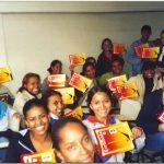 Formação de alunos entrega  Certificado