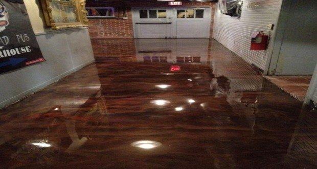 Cool garage floors for Cool garage floors