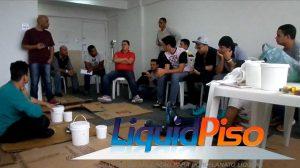 curso porcelanato liquido SP