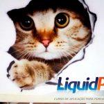 curso porcelanato liquido adesivo 3D liquid piso