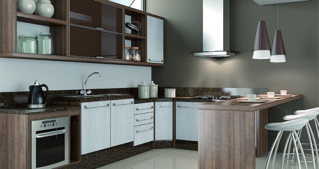 móveis panejados cozinha
