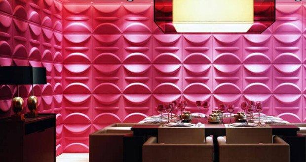decoracao-com-gesso-3d-rosa