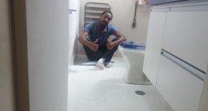 LiquidPiso Banheiro