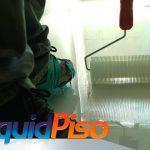 aplicacao porcelanato liquido obra