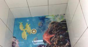 Banheiro 3d Aluno LiquidPiso