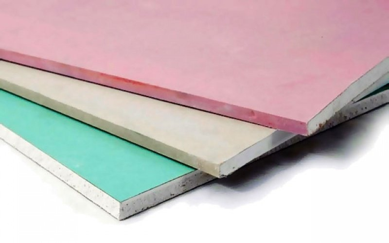 Cores Drywall