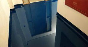LiquidPiso Porcelanato Liquido Azul